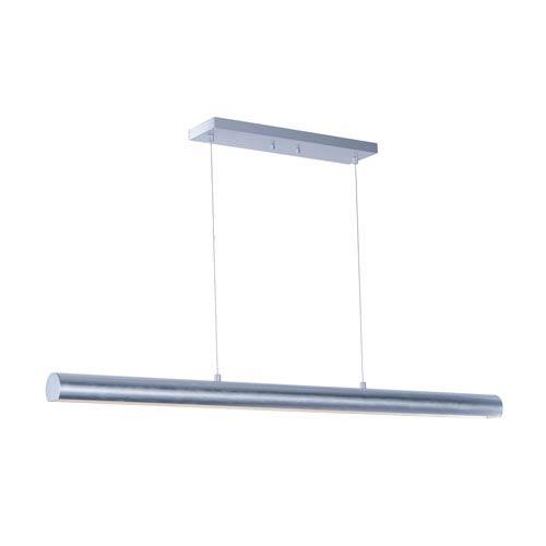 Alumilux AL Satin Aluminum 47-Inch LED Pendant