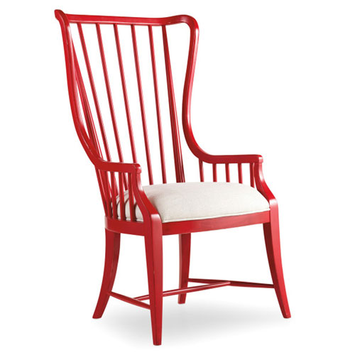 Hooker Furniture Sanctuary Tall Spindle Arm Chair