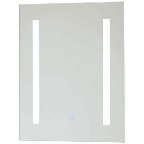 Rectangular 20 x 16 LED Mirror