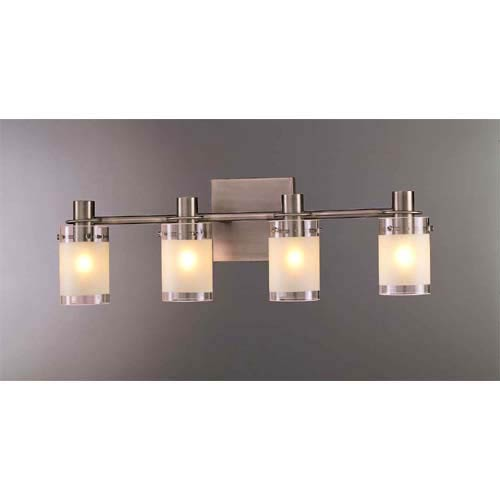 George Kovacs Pierce II Four-Light Bath Fixture