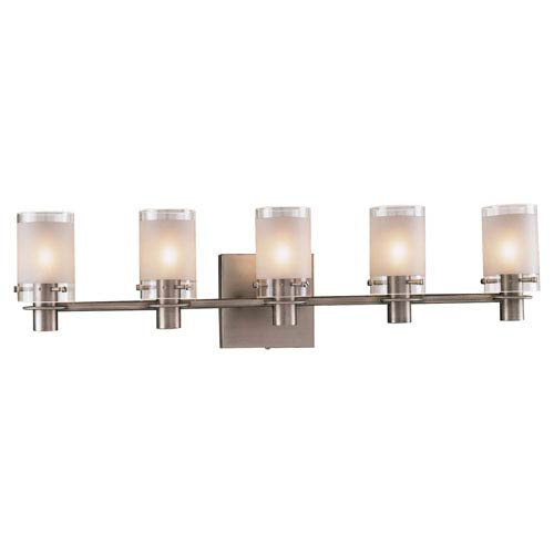 George Kovacs Pierce II Five-Light Bath Fixture