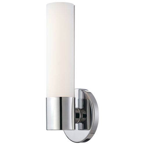 Saber Chrome 12-Inch 24 Light LED Bath Lamp