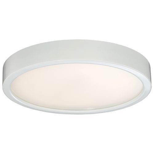 White LED 10-Inch Flush Mount
