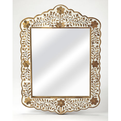 Vivienne Brown Wall Mirror