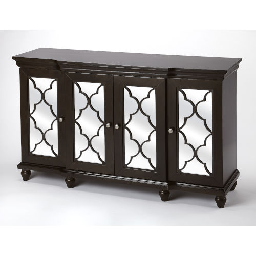 Brown 37-Inch Sideboards