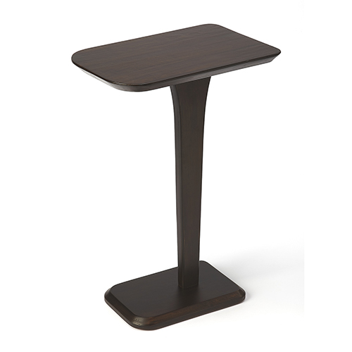Modern Expressions Light Brown Patton Pedestal Table