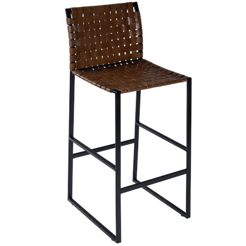 Urban Brown 42-Inch Bar Stool