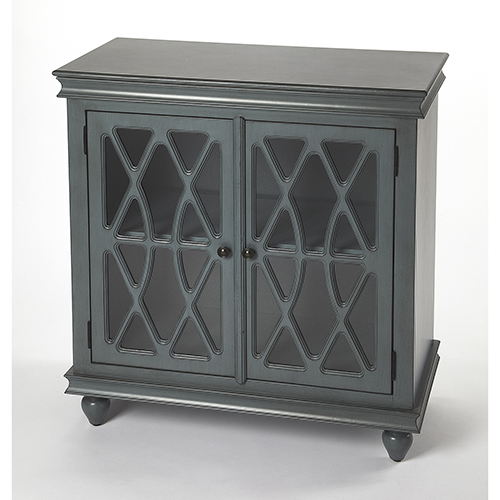 Masterpiece Lansing Two-Door Accent Cabinet