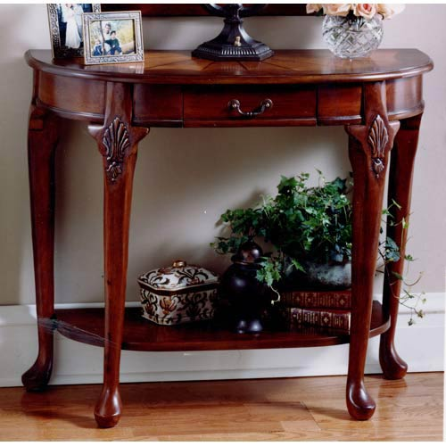 butler specialty company plantation cherry console table 0653024 rh bellacor com solid cherry sofa table cherry sofa table plans