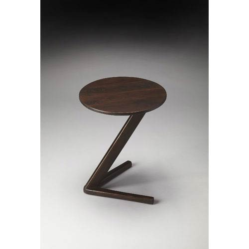 Butler Specialty Company Modern Expressions Round Accent Table