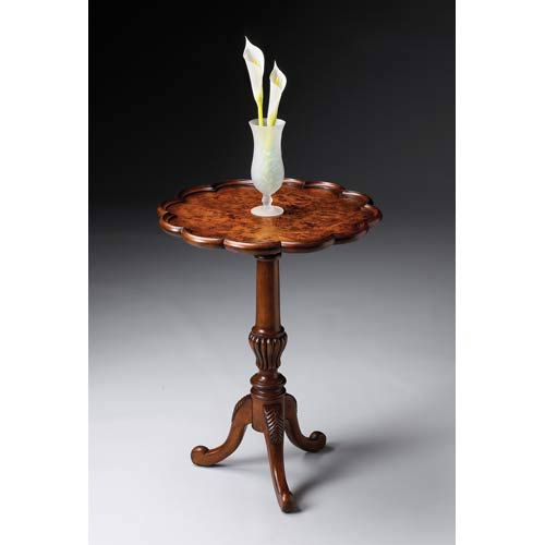 Masterpiece Pedestal Table