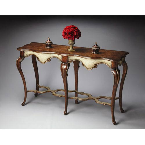 Butler Specialty Company Artists Originals Appaloosa Console Table