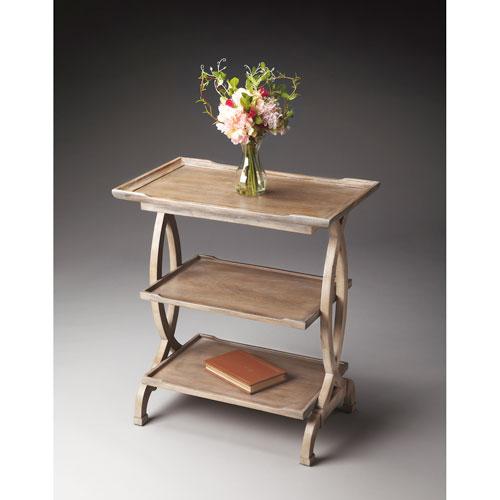 Butler Loft Driftwood End Table