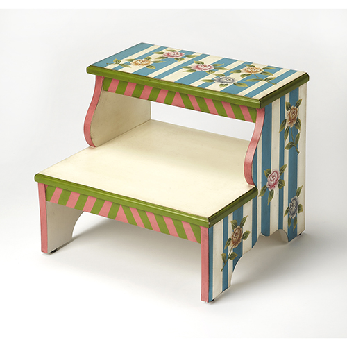 Butler Specialty Company Butler Melrose Alice In Wonderland Step Stool