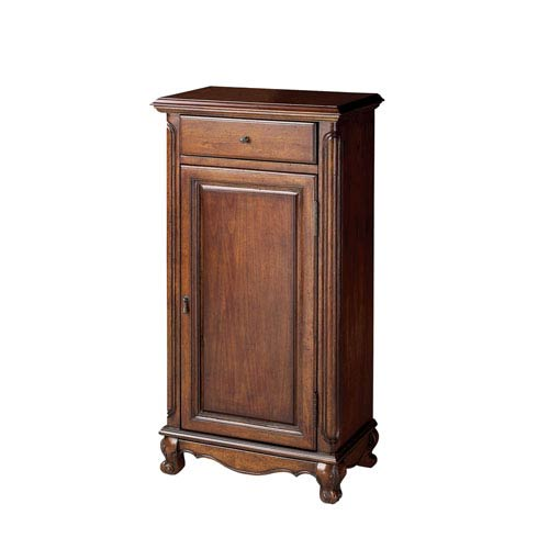 Plantation Cherry Tall Door Chest