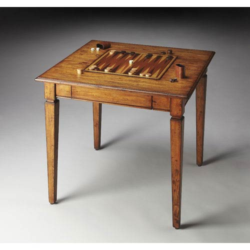 Mountain 30-Inch Lodge Game Table