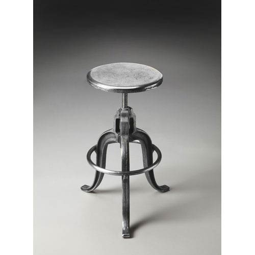 Metalworks Parnell Iron Bar Stool