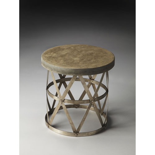 Butler Specialty Company Metalworks Seamlessly Dobson Side Table