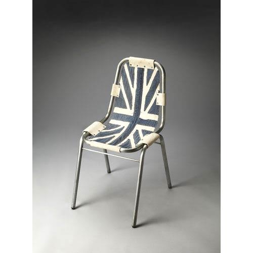 Butler Specialty Company Butler Loft Canvas Denim Side Chair