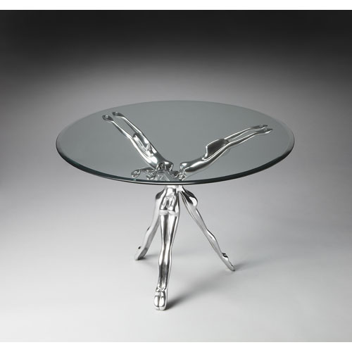 Metalworks Blissful Accent Table