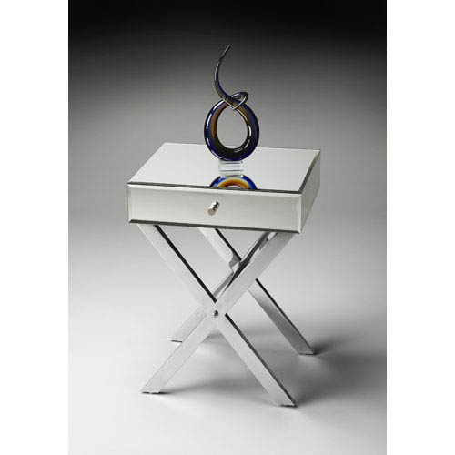 Butler Specialty Company Butler Loft 23.5-Inch Mirror Side Table