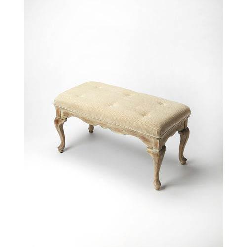 Grace Driftwood Bench