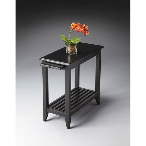 Butler Specialty Company Butler Loft Black Licorice Chairside Table