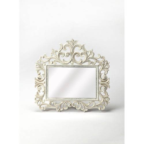 Favart Carved Wall Mirror