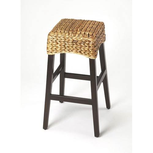 Republic Rattan Bar Stool
