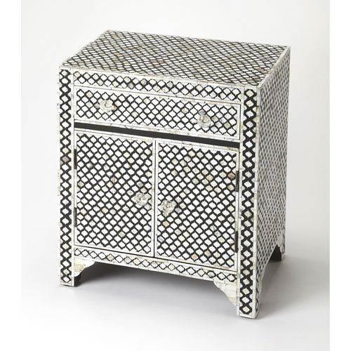 Vernais Mother of Pearl Accent Chest