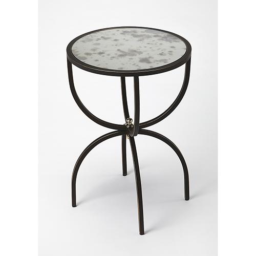 Butler Specialty Company Butler Elon Metal and Mirror Side Table