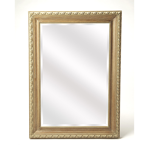 Butler Specialty Company Butler Lyndhurst Weathered Wood Wall Mirror
