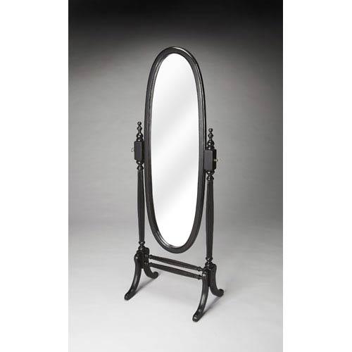 Butler Specialty Company Masterpiece Black Licorice Cheval Mirror