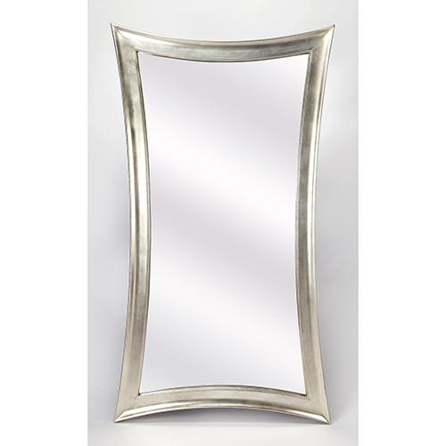 Butler Specialty Company Athena Ii Silver Full Length Mirror