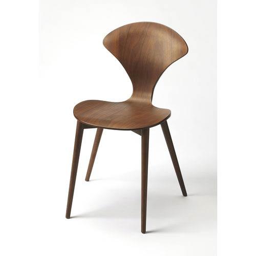 Metropolitan Mid-Century Modern Side Chair
