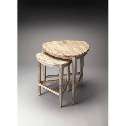Finnegan Driftwood Nesting Tables