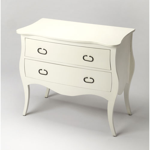 Rochelle Off White Drawer Chest
