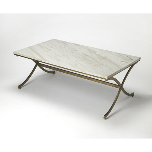 Attrayant Butler Specialty Company Pamina Travertine Cocktail Table
