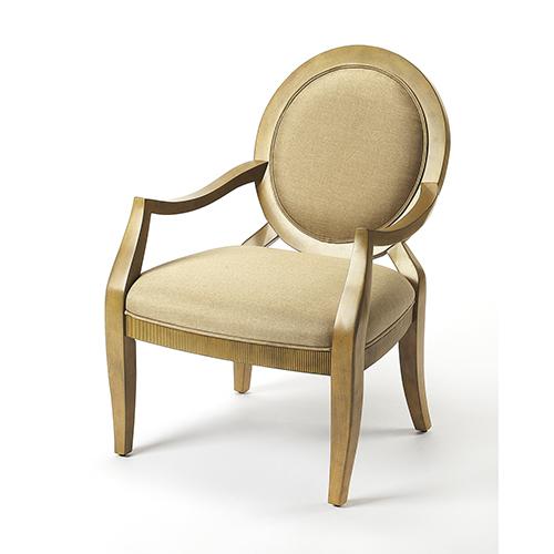 Butler Gretchen Cappucino Accent Chair