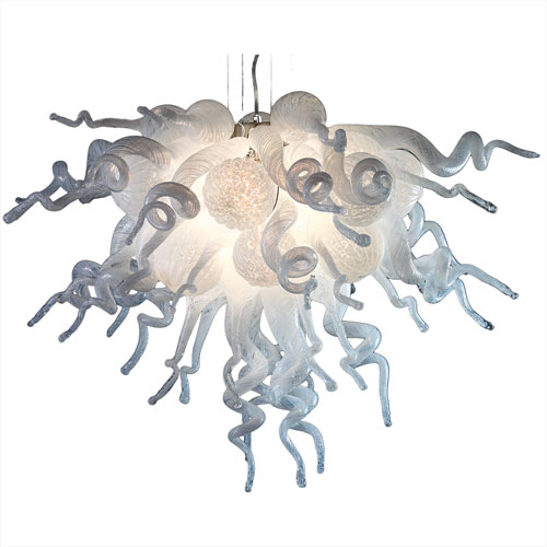 Opaline Angel Mini Chandelier