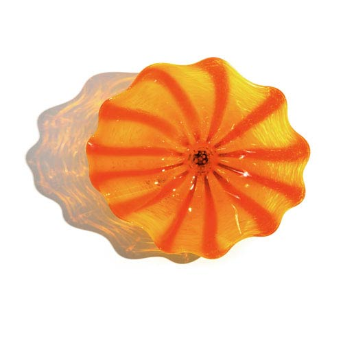 Orange Small Wall Art Hardware Included