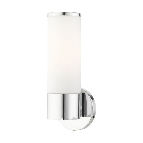 Lindale Polished Chrome One-Light ADA Wall Sconce