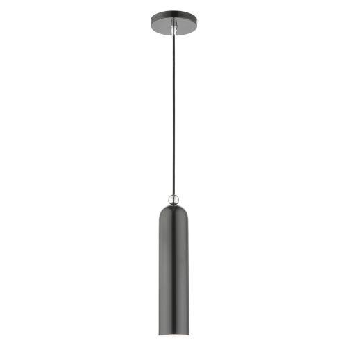 Ardmore Shiny Dark Gray One-Light Mini Pendant