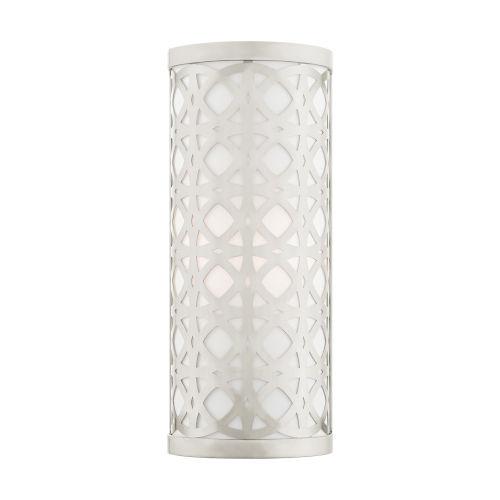 Calinda Brushed Nickel  One-Light ADA Wall Sconce