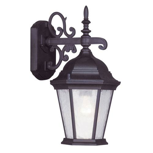 Livex Lighting Hamilton Bronze 20-Inch Outdoor Wall Lantern