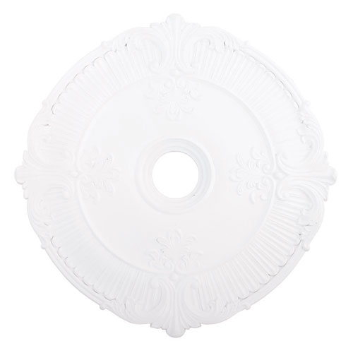 Buckingham White 30-Inch Ceiling Medallion
