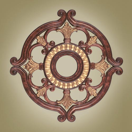 Verona Bronze Ceiling Medallion