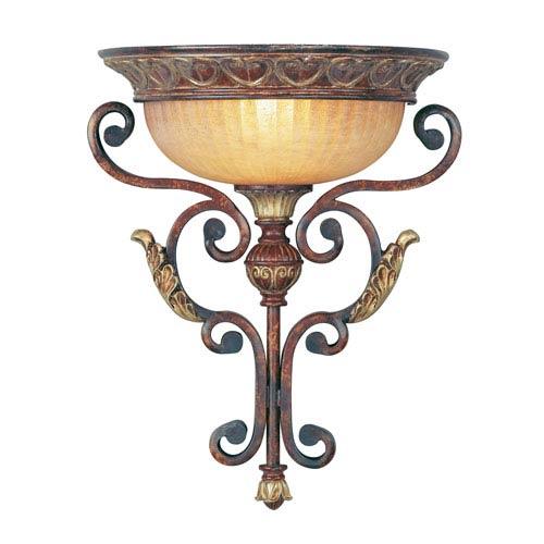 Villa Verona Bronze Sconce