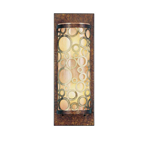 Livex Lighting Avalon Palacial Bronze with Gilded Accents Two-Light Wall Sconce