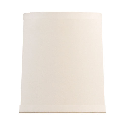 Ivory 4-Inch Chandelier Shade